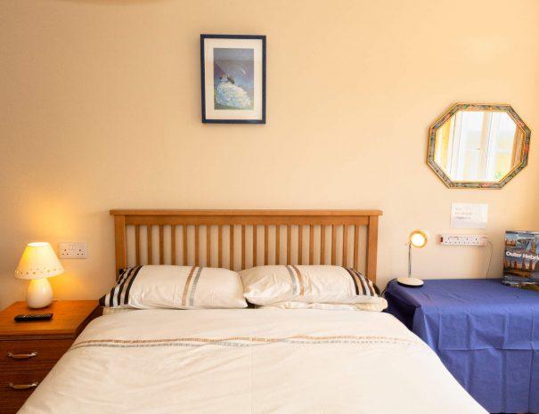moorland double room