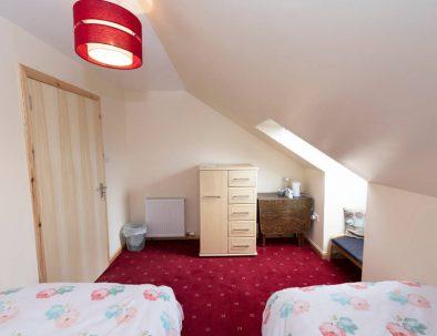 croft twin room